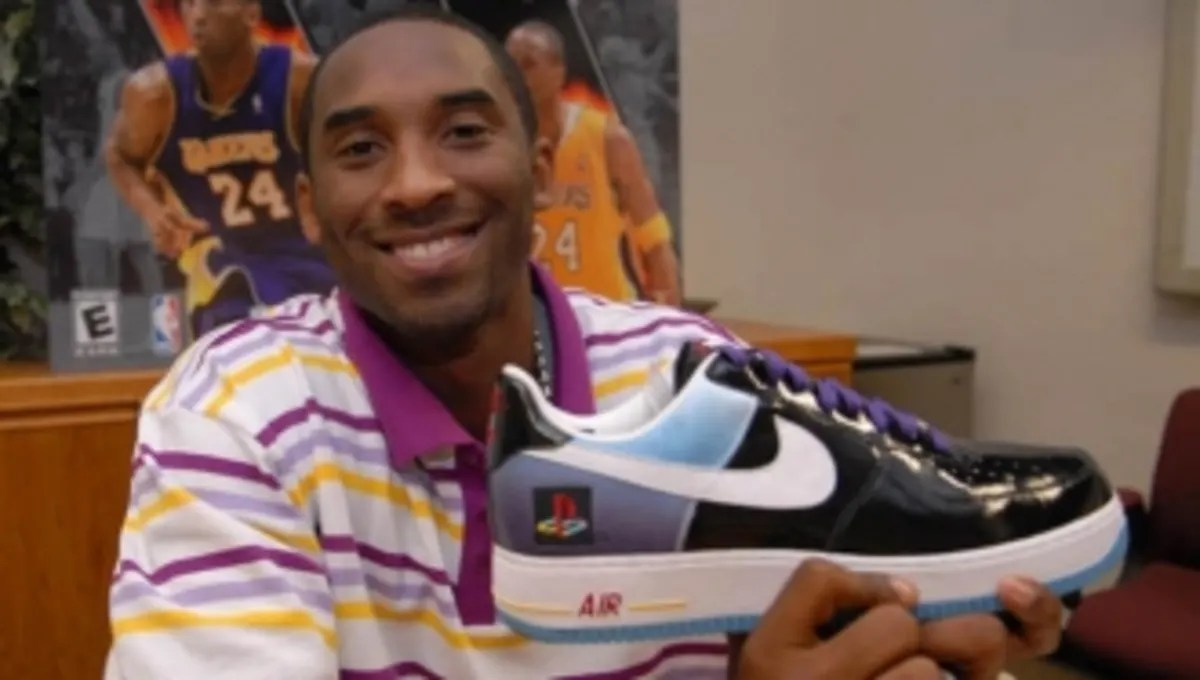 Kobe First Adidas Shoe