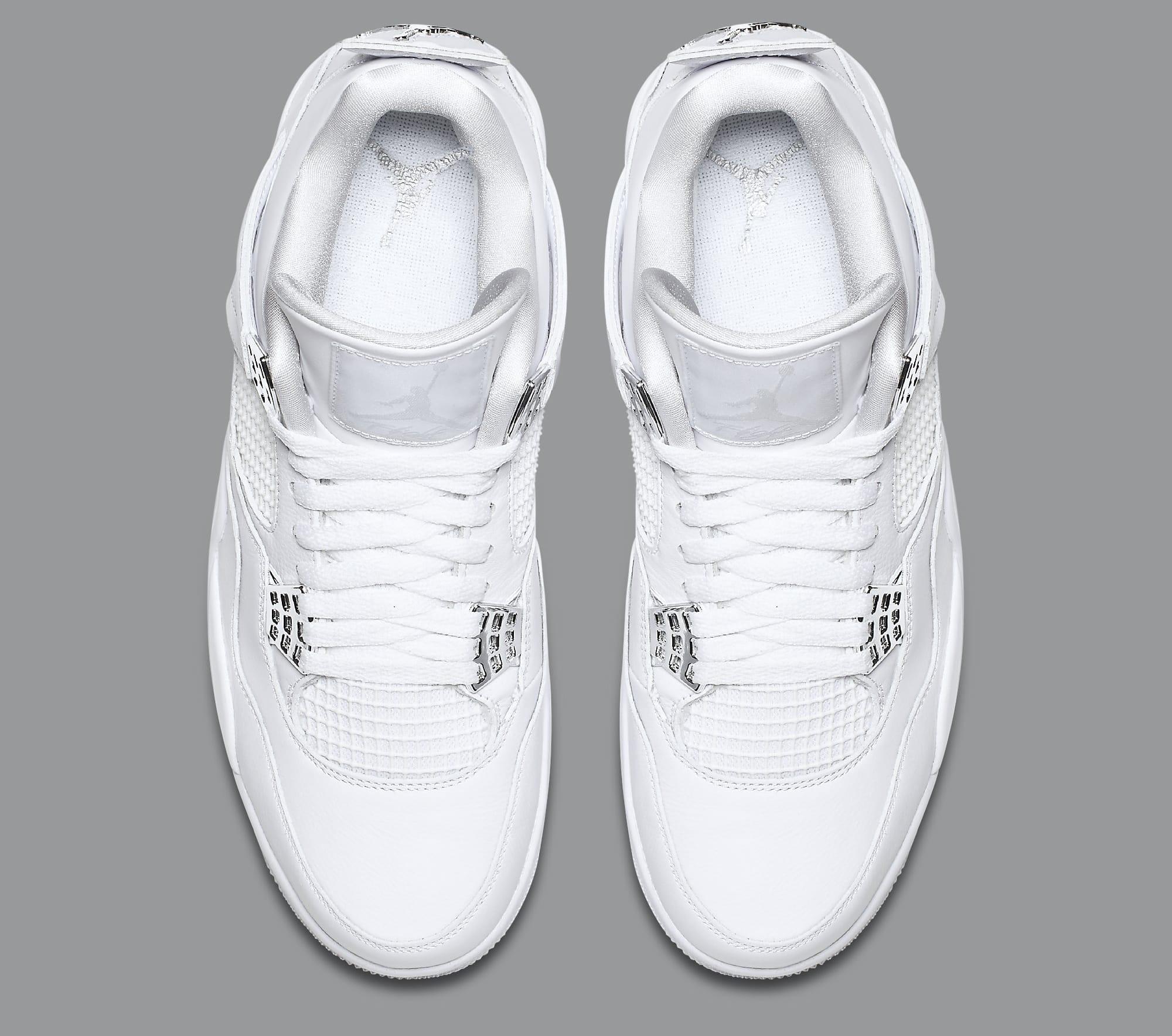 Puro dinero Air Jordan 4 308497-100 Top