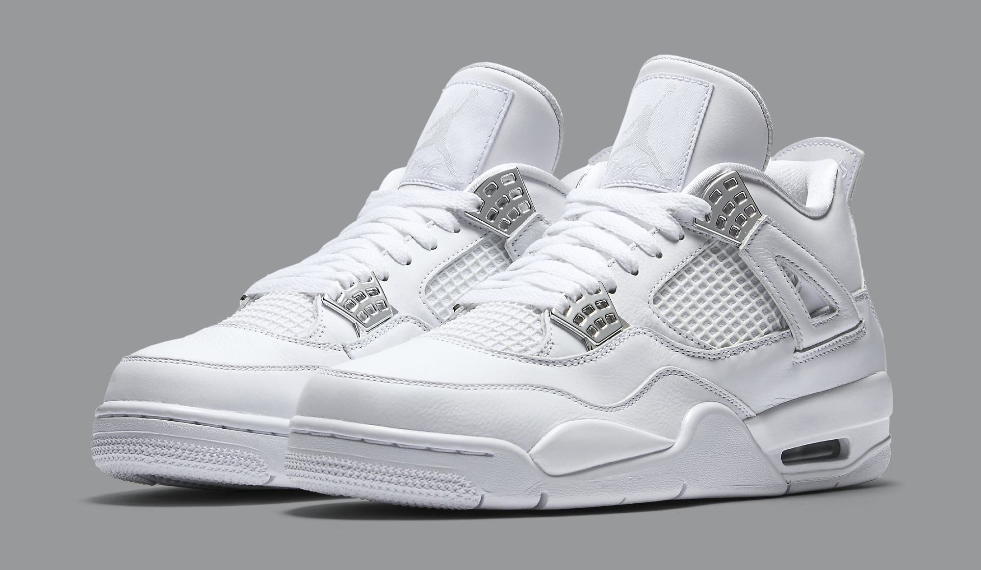 Pure Air Jordan dinero 4 308497-100
