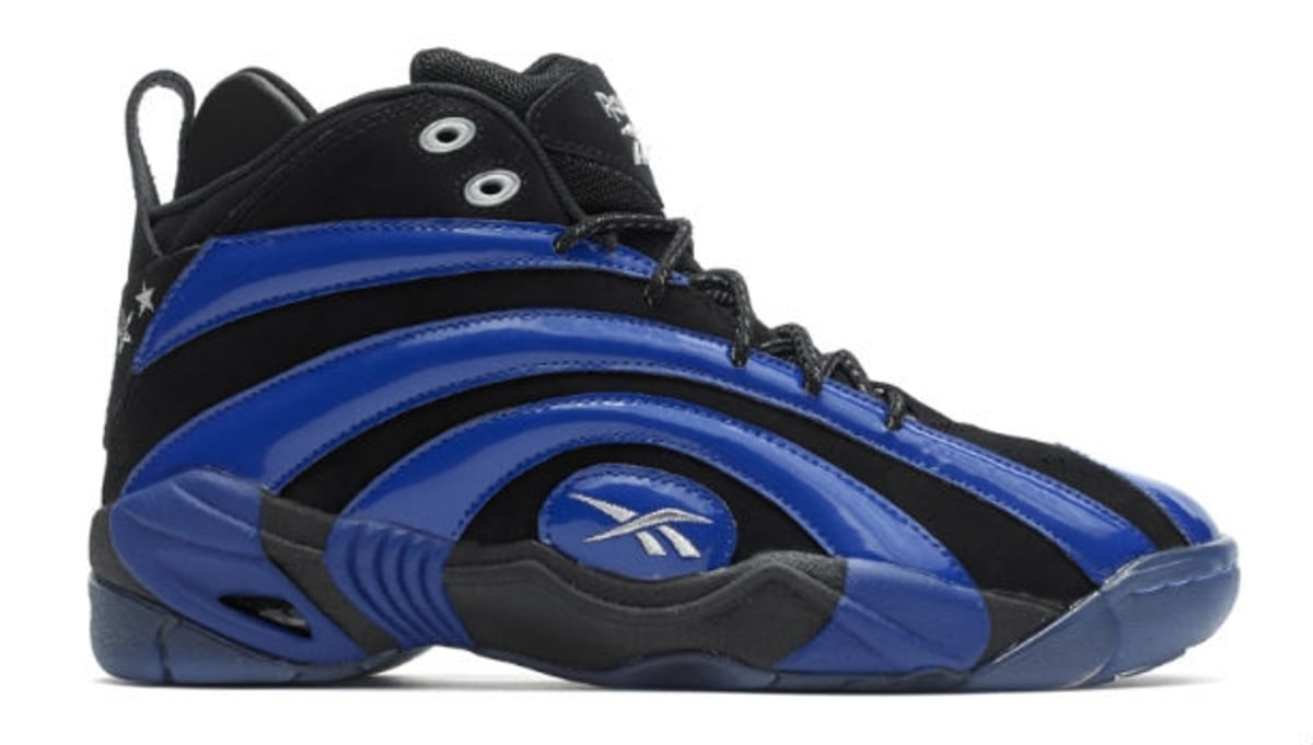 Reebok Shaqnosis OG Rivalry Orlando  Reebok  Sole Collector