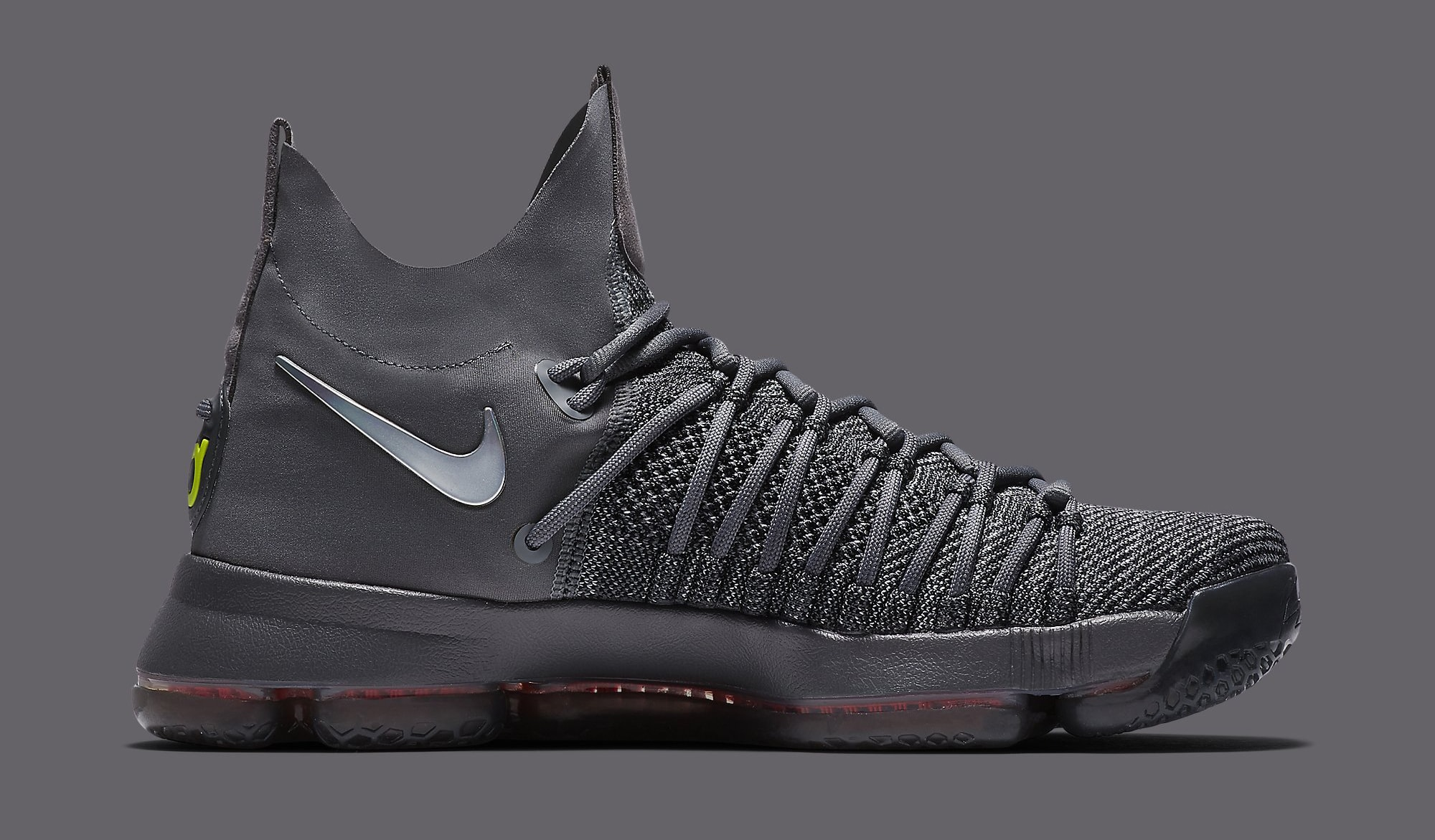 Grey Nike KD 9 Elite TS EP 909140013  Sole Collector