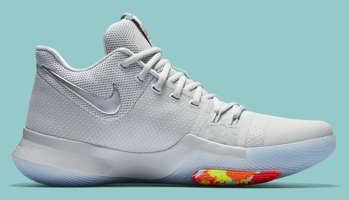 Nike Kyrie 3 Time to Shine Release Date Medial 852416-001