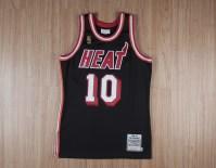 Jersey Spotlight: Tim Hardaway Miami Heat Hardwood ...