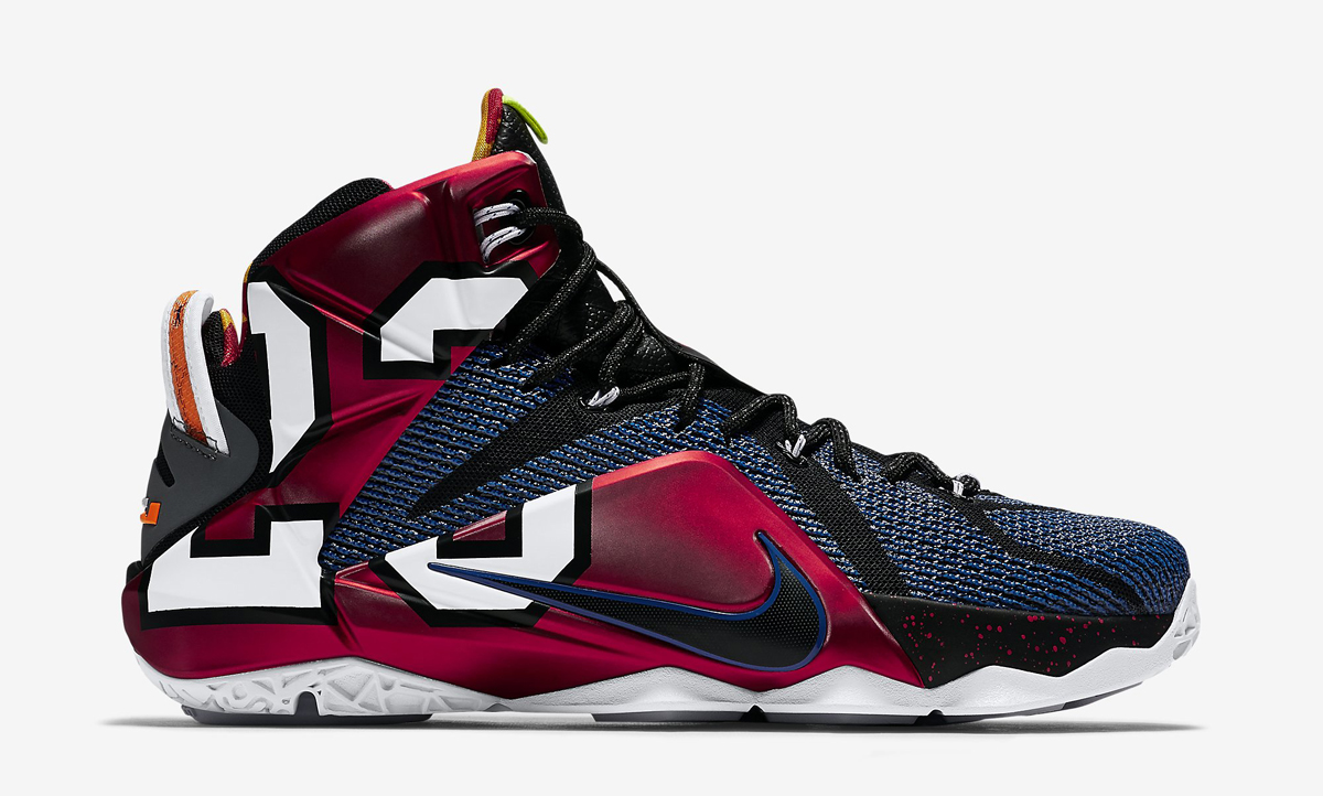 The What The Nike LeBron 12 Releases This Weekend  Sole