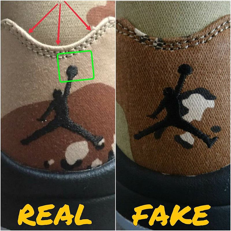 1c88ad371efd2 air jordan 5 supreme camo real vs fake how to tell if your camo supreme air