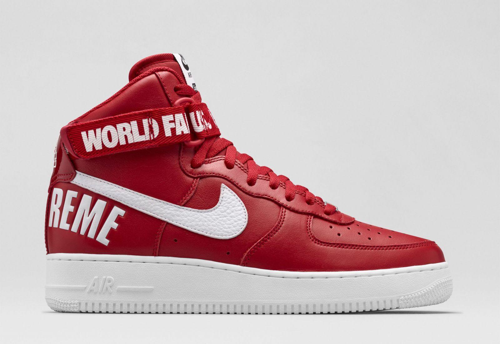 WomenMen Latest Nike Air Force 1