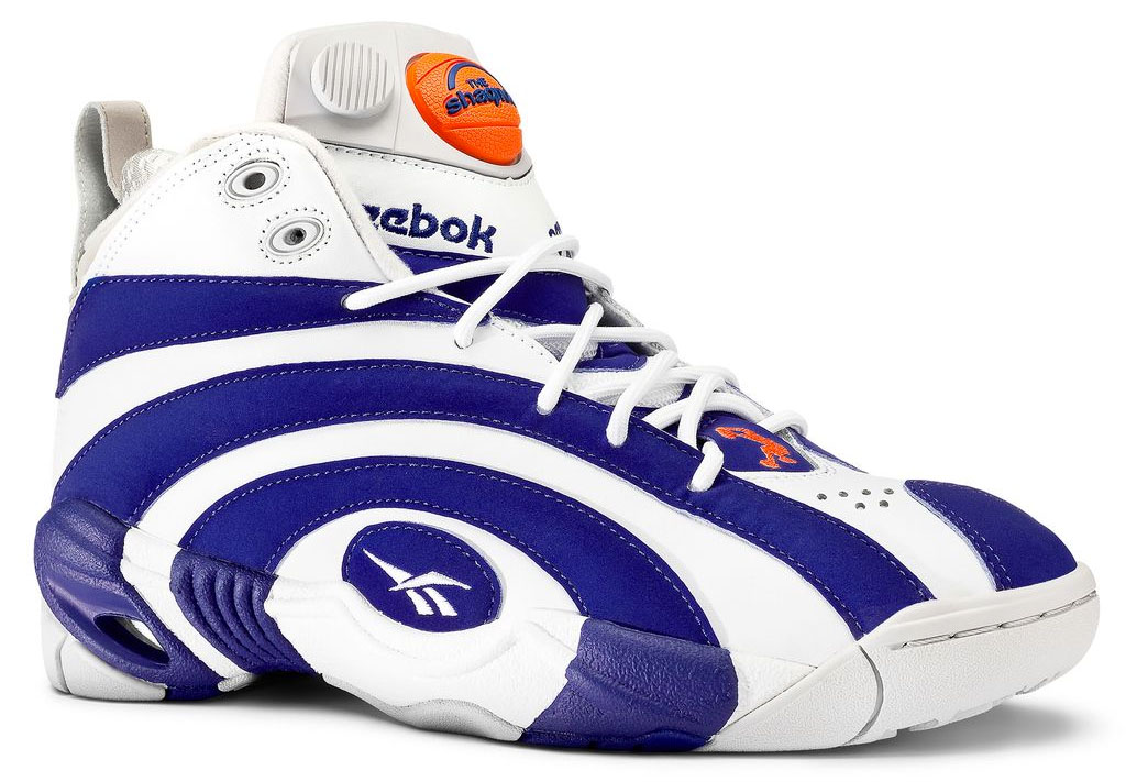 Pump Up The Reebok Shaqnosis For the First Time  Sole