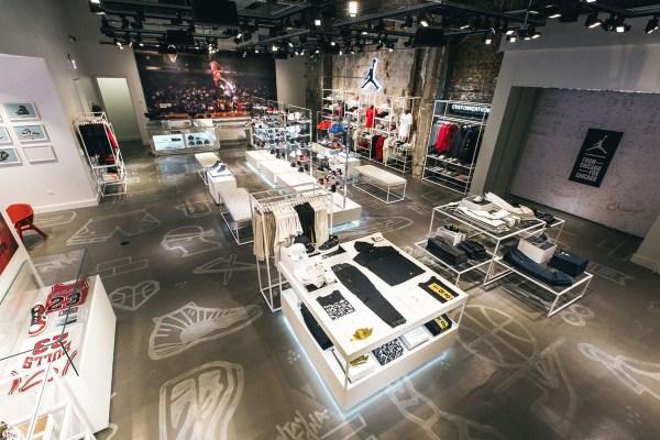 Air Jordan Store In Chicago Sole