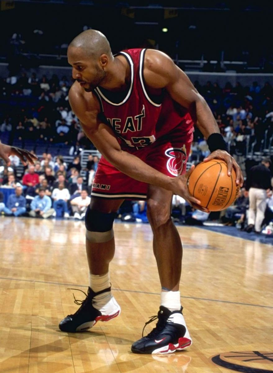 Flashback Best Shoes Worn With The Original Miami Heat