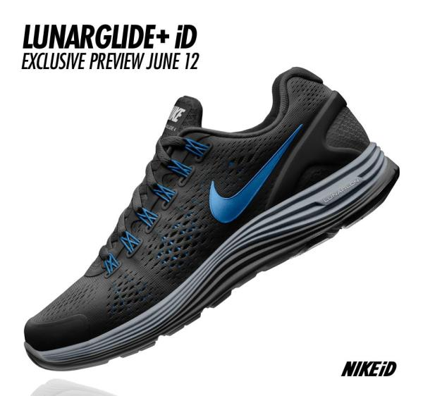Nike Lunarglide 4 - Nikeid Sole Collector