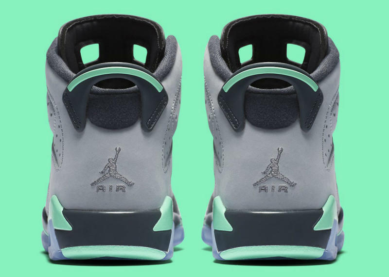 Air Jordan 6 GG Green Glow 543390-005 (6)