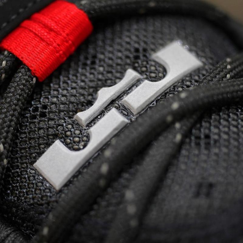 Nike LeBron 13 Low Black/Red (8)