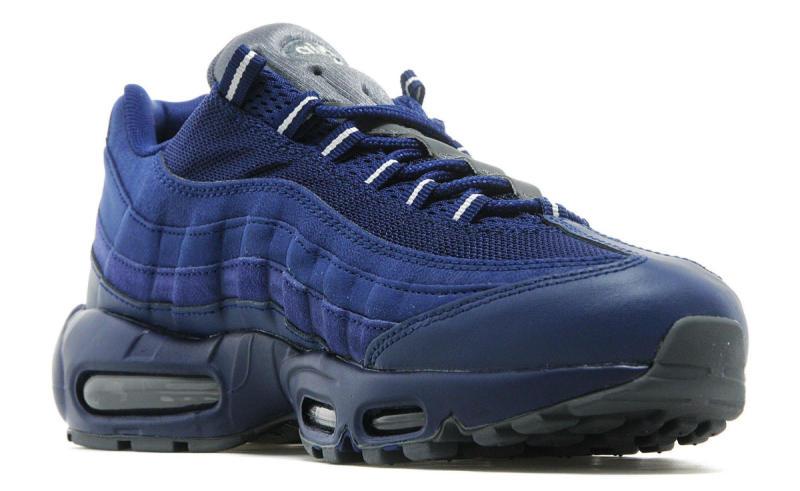 JD Sports Nike Air Max 95 Blue/Grey (3)