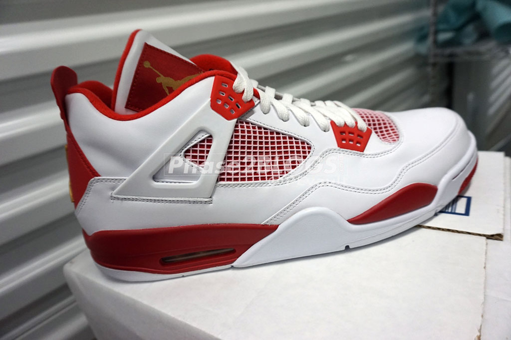 30 Air Jordan 4 Samples That Never Released  Sole Collector