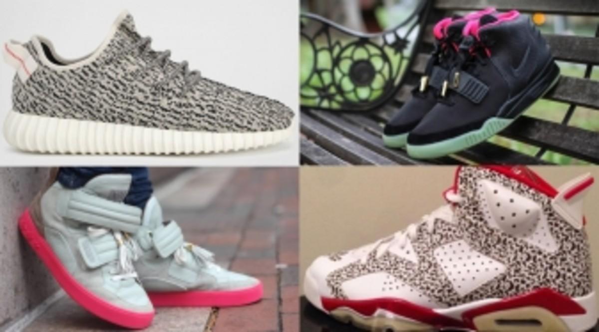 Kanye West Adidas Yeezy Shoes