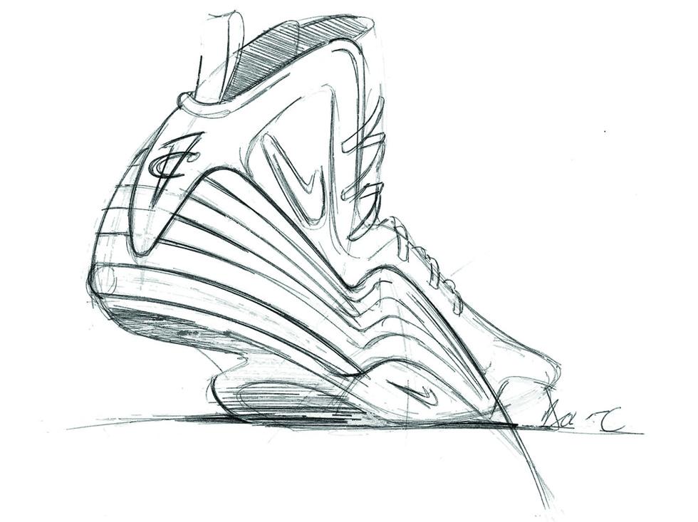 Inside The Designer's Studio // Nike Sportwear's Marc