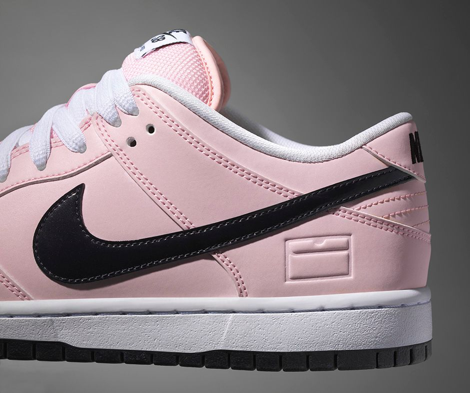 Pink Box Nike SB Dunk Low  Sole Collector