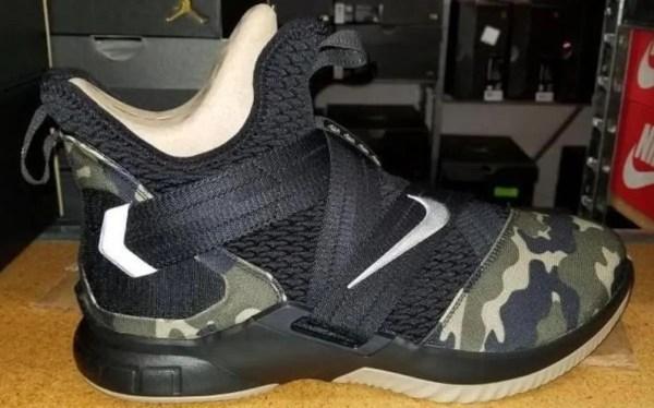 Nike LeBron Soldier 12 SFG 39Hazel Rush39 AO4054001 Release