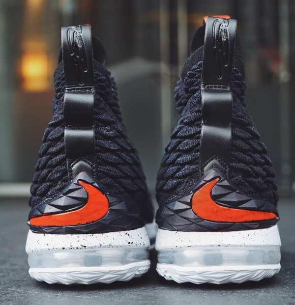 Quavo Nike Lebron 15 Berkmar Custom Sole Collector