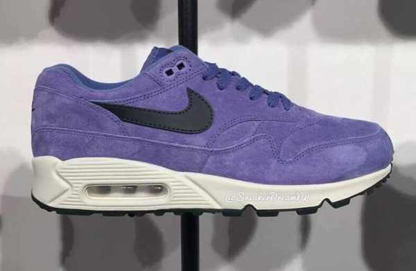 20+ Purple Suede Air Max Pictures and Ideas on Weric