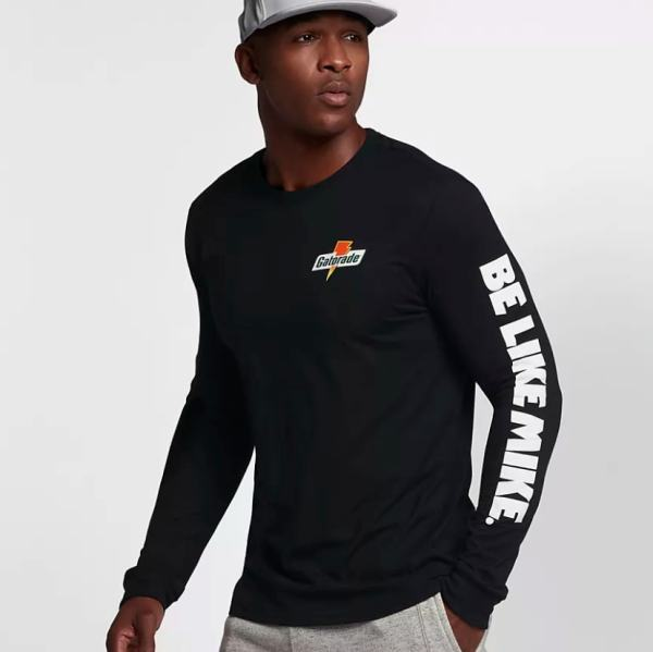 Air Jordan Gatorade Apparel Sole Collector