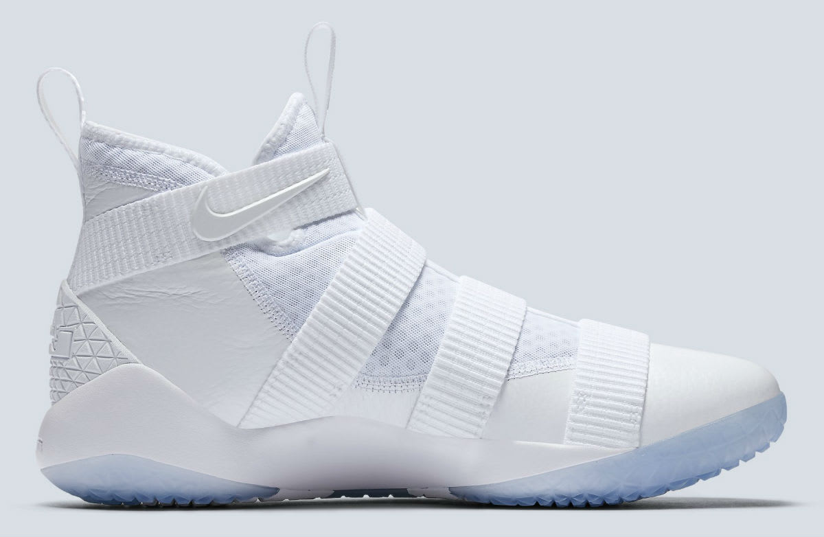 Nike LeBron Soldier 11 White Release Date 897644103