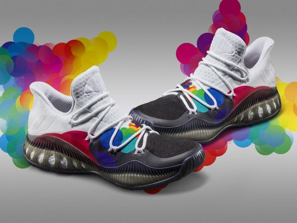 Adidas Pride Lgbt Sneaker Collection 2017 Release Date