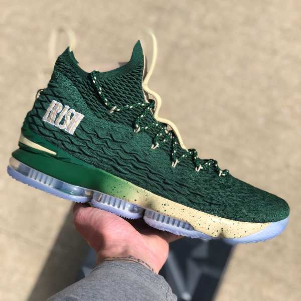 the latest 4ae0a 09b62 Nike PE LeBron 15
