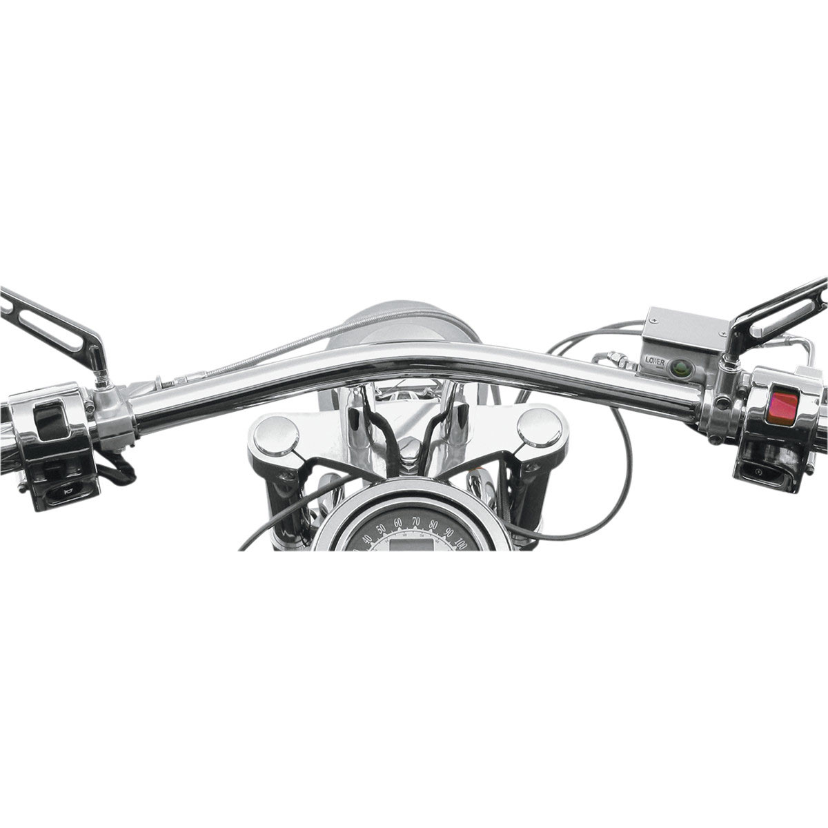 Baron Custom Radi Us Drag Bar For V Star Custom 99 09