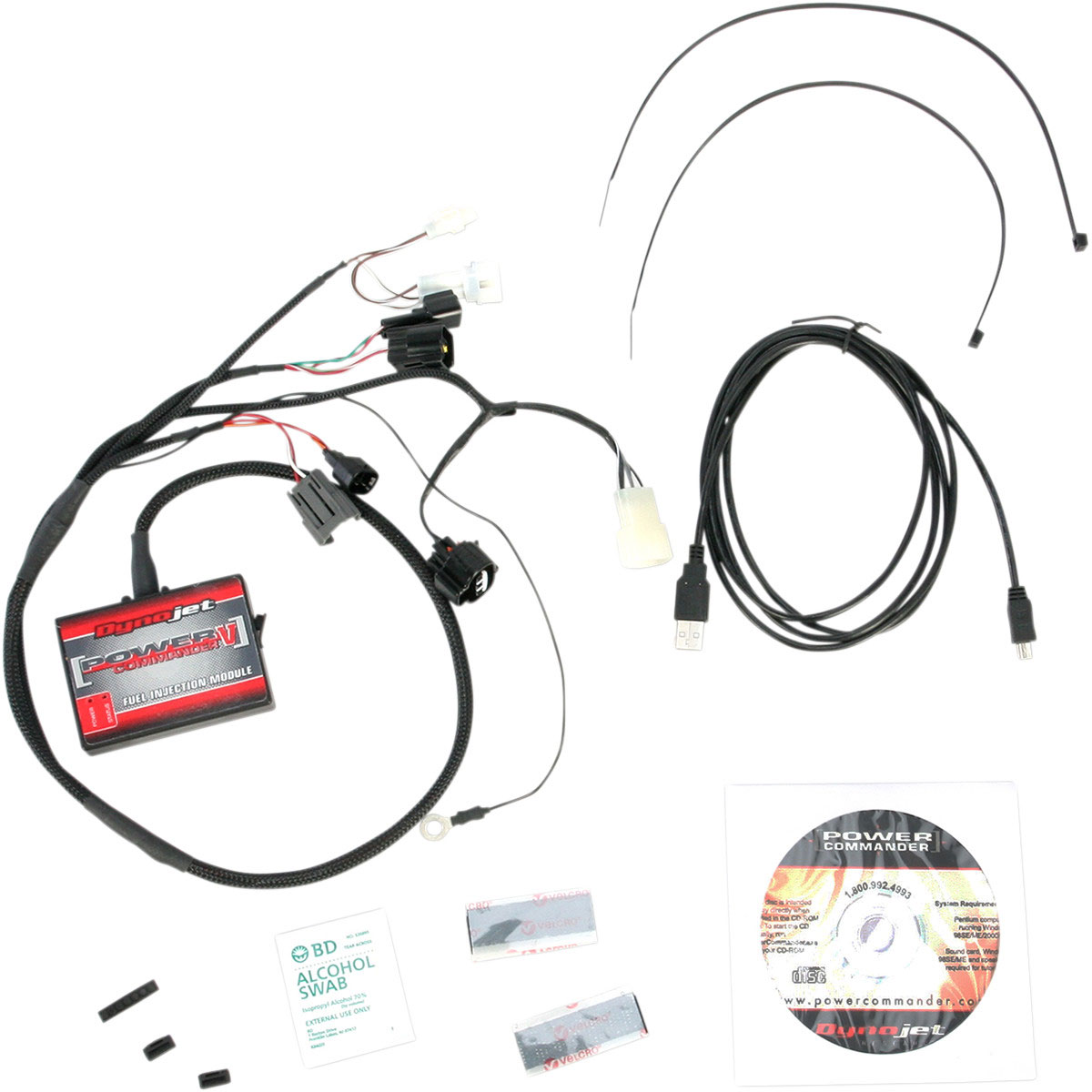 Dynojet Power Commander V (Fi+Ig) for WR250R 08-17 (22-043