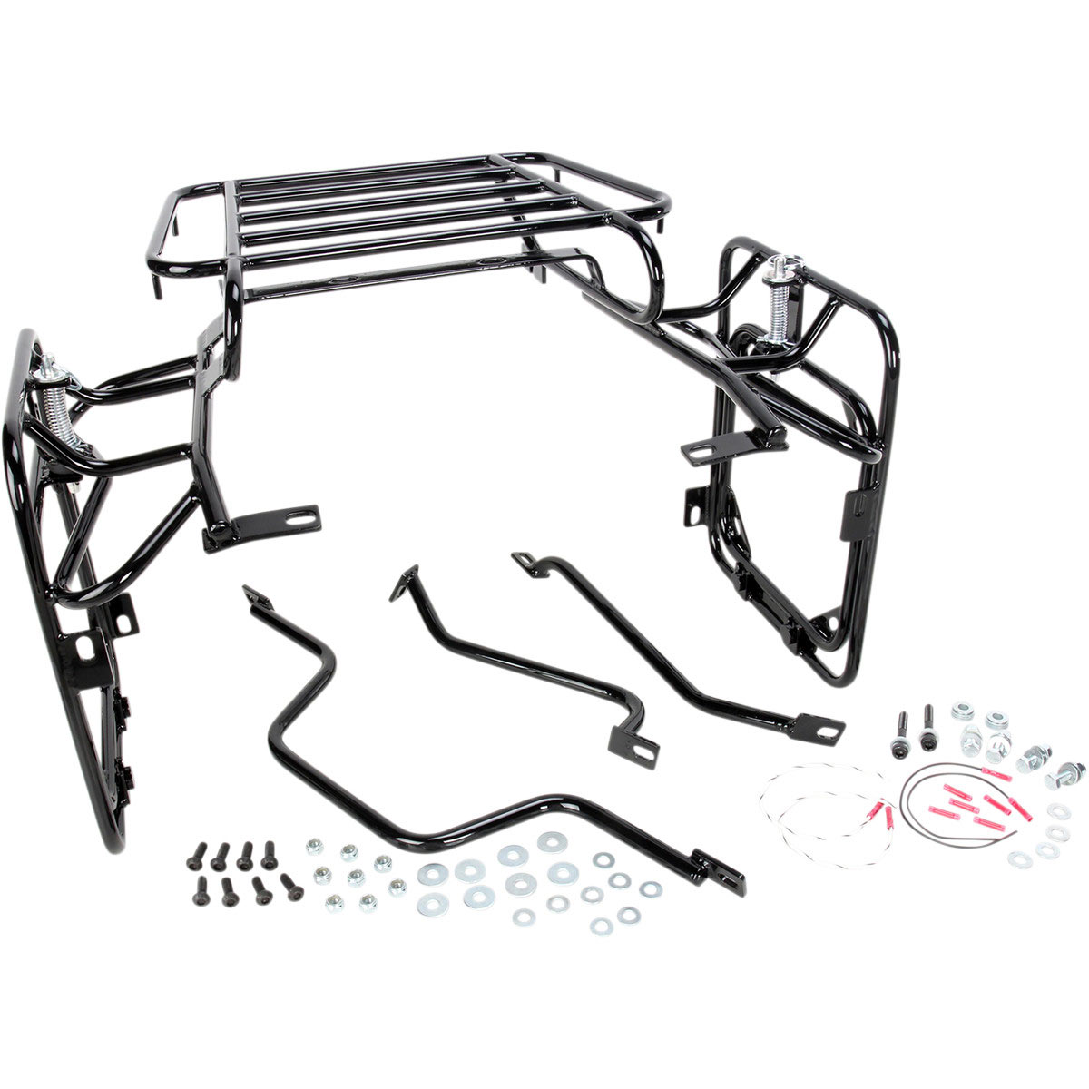 Moose Expedition Luggage Rack System for DL650 V-Strom 12