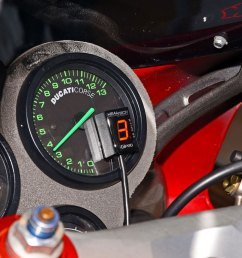 healtech gear indicator gipro x type g2 for cbr600f4i 01 06 [ 1200 x 750 Pixel ]