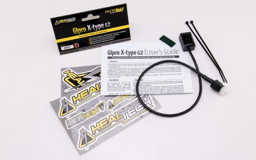 small resolution of healtech gear indicator gipro x type g2 for zx9r 98 03