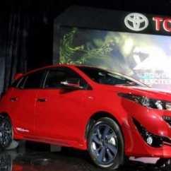 Harga New Yaris Trd Sportivo 2018 Jok All Naik Rp1 5 Juta Ini Semua Varian Toyota Roda 4 Solopos Com