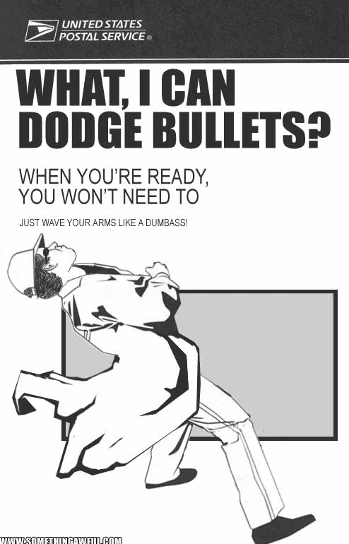 A Safety Message From Your USPS Letter Carrier