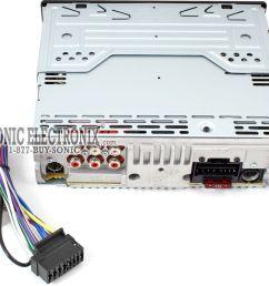 sony cdx gt270 wiring guide [ 1000 x 896 Pixel ]