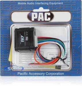 pioneer tr7 wiring 2000 cadillac deville radio diagram pac multi function trigger output module and alpine video product name tr 7