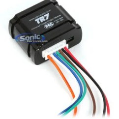 Pioneer Tr7 Wiring Heavy Duty 7 Pin Trailer Diagram Pac Multi Function Trigger Output Module And Alpine Video Product Name Tr