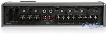 Clarion XC6410 4Channel XC Series 250W Marine Amplifier