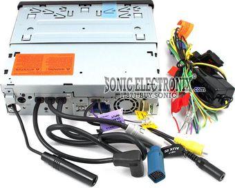 """Pioneer AVH P5900DVD Avhp5900dvd In Dash 7"""" TFT LCD Touchsreen"""