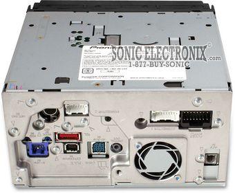 wiring diagram for car stereo installation gmc acadia radio pioneer avic-z2+cd-ib100ii (avicz2_cdib100ii) double din in-dash