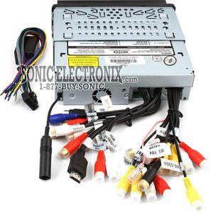 Jensen VM9512 NAV101 Vm9512 Nav101 Combo GPS Navigation In