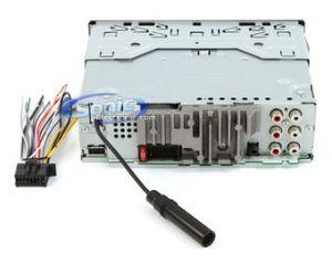 Pioneer DEHX7600HD SingleDIN Car Stereo w Pandora & HD Radio