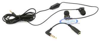 Sennheiser CX 275S In-Ear Headphones with Universal Remote