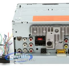 Appradio 2 Wiring Diagram Flower Parts Pioneer Avh-x2600bt 2-din In-dash Touchscreen Dvd/usb/mp3 Car Stereo + Avic-u250 Add-on ...