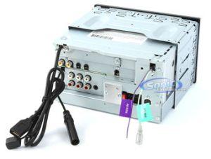 Kenwood DDX471HD DoubleDin Bluetooth Car Stereo w HD Radio