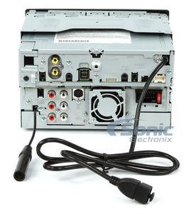kenwood car audio wiring diagram dayton latching relay dnx691hd in-dash 6.1