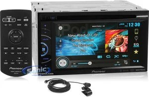 pioneer mixtrax avh x2600bt wiring diagram guitar pickup diagrams dimarzio open box complete 6 1 lcd double din touchscreen bluetooth dvd receiver w pandora ipod controls and