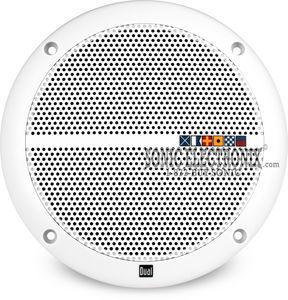 Dual MXCP7030 Marine Radio/Stereo + 6-1/2