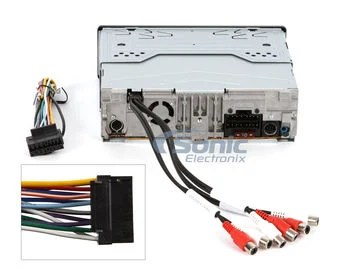sony marine stereo wiring diagram typical for drum controller dsx ms60 free you digital media with usb aux rh sonicelectronix com 100